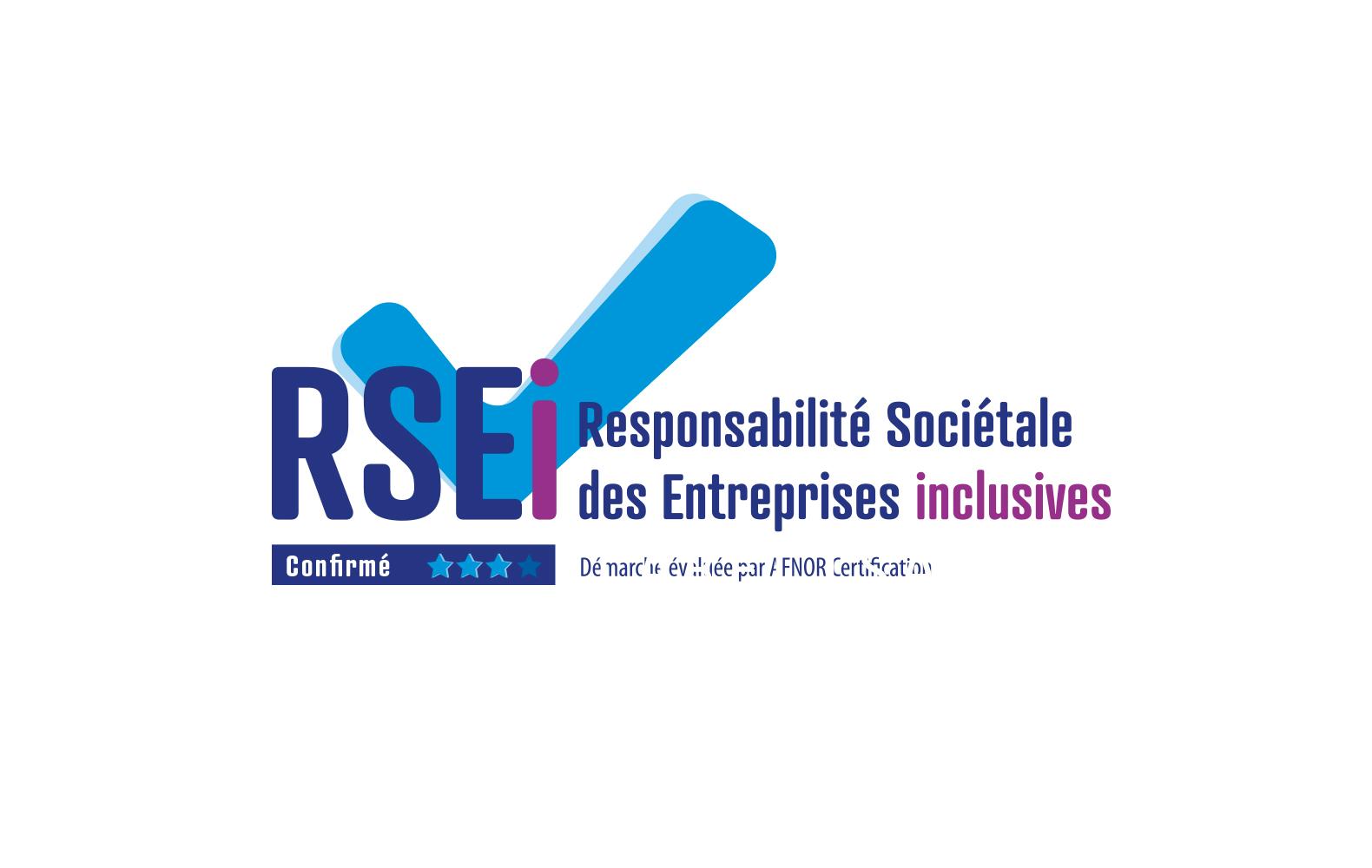 Nos filiales obtiennent la labellisation RSEi