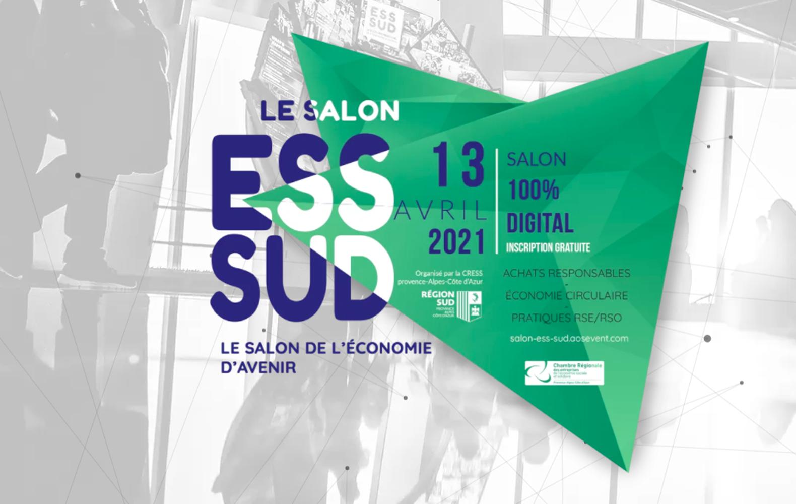 ESS SUD 2021, Le Salon de l'économie d'avenir