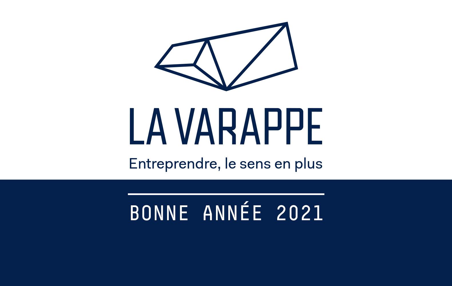 La Varappe vous souhaite une excellente année 2021 !