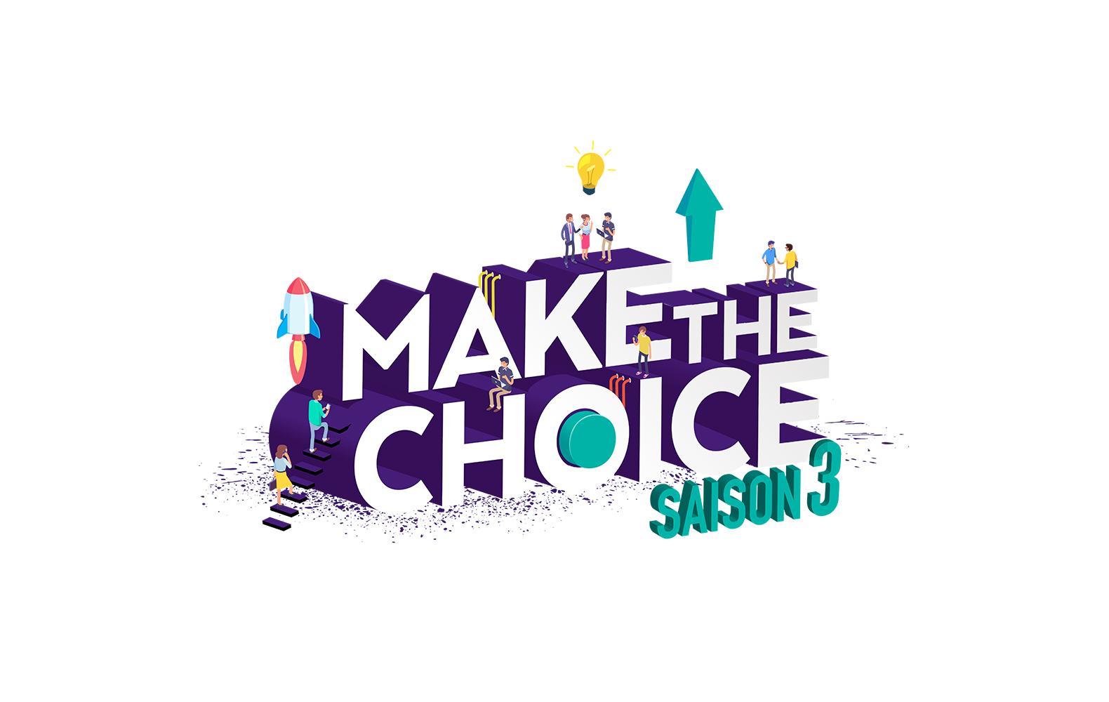 Make The Choice, La Varappe soutient Audrey LOBONO