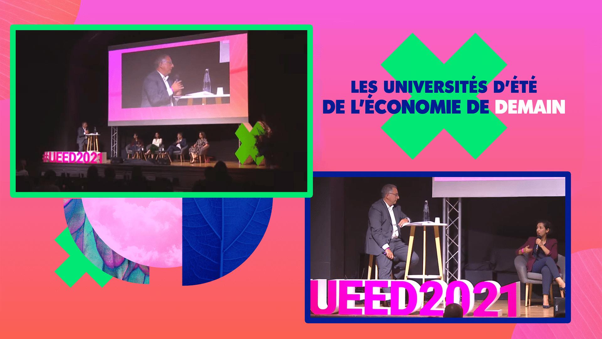 Interventions de Laurent LAIK lors des UEED 2021