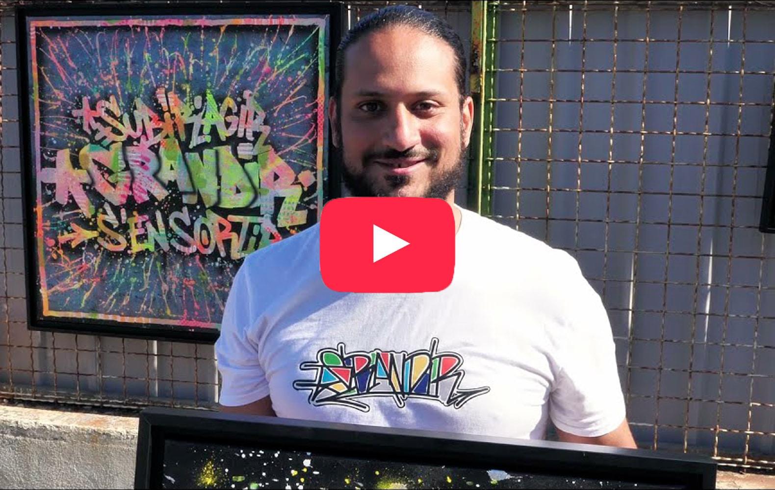 Grandir – Réalisation du Projet Fresque Monumentale avec DOK